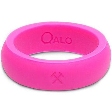 Qalo Women's Classic Silcone Ring