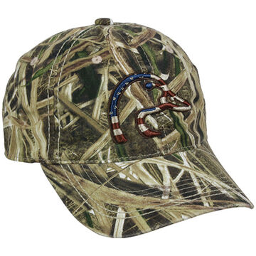 Outdoor Cap Mens Ducks Unlimited Logo Cap