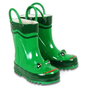 Western Chief Boys' & Girls' Frog Rain Boot