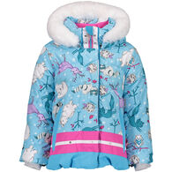 Obermeyer Girl's Bunny Jacket