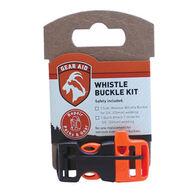 Gear Aid Whistle Buckle Kit