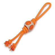 Grriggles Ruff Rope Ball Tug Dog Toy
