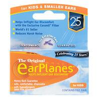 Earplanes Children's Pressure-Reducing Ear Plug - 1 Pair