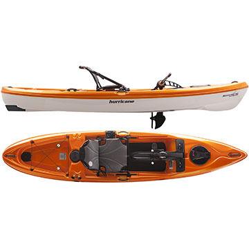 Hurricane Skimmer 120 Propel Sit-On-Top Kayak