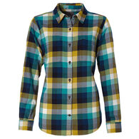 Royal Robbins Women's Lieback Flannel Long-Sleeve Shirt