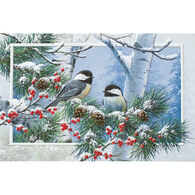 Pumpernickel Press Winter Friends Deluxe Boxed Greeting Cards