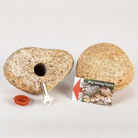 Funky Rock Designs Key Hiding Stone