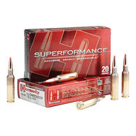 Hornady Superformance 6.5 Creedmoor 120 Grain GMX Rifle Ammo (20)