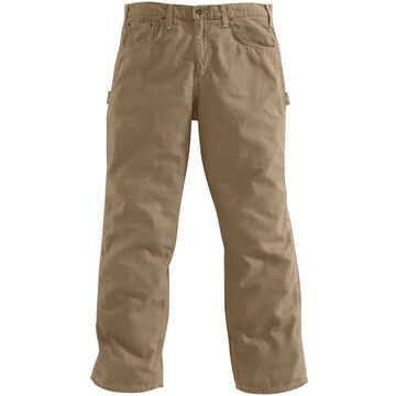 Carhartt Mens 8.5 oz. Cotton Canvas Carpenter Jean
