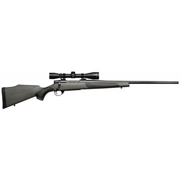 Weatherby Vanguard Synthetic 270 Winchester 24 5-Round Rifle w/ Riflescope