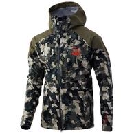 Huk Men's Icon X Superior 3L Shell Camo Jacket
