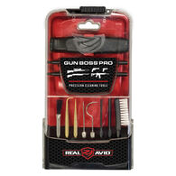 Real Avid Gun Boss Pro Precision Cleaning Tools Kit w/ Stand-Up Case