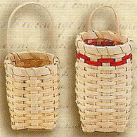 Basket Weaving 101 Weavers Choice Basket Kit
