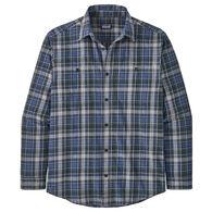 Patagonia Men's Pima Cotton Long-Sleeve Shirt