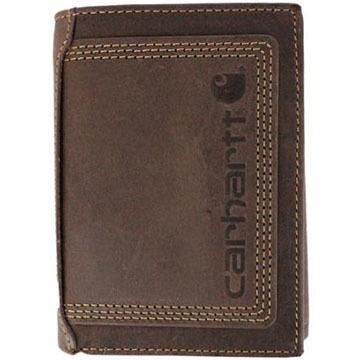 Carhartt Mens Detroit Trifold Wallet