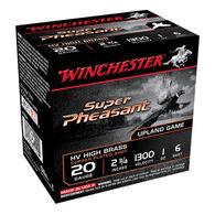 "Winchester Super-X Super Pheasant Magnum High Brass 20 GA 2-3/4"" 1 oz. #6 Shotshell Ammo (25)"