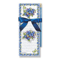 Cape Shore Blueberries Magnetic Pad Gift Set
