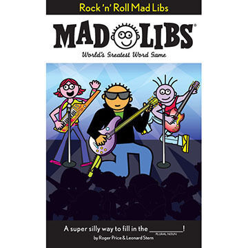 Rock 'n' Roll Mad Libs by Roger Price & Leonard Stern