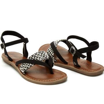 TOMS Women's Lexie Flat Sandal