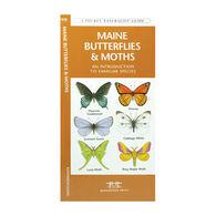 Maine Butterflies & Moths by James Kavanagh