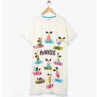 Hatley Women's Namoostee Sleepshirt
