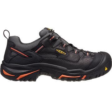 Keen Mens Braddock Low  Safety Steel Toe Boot