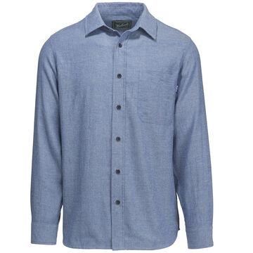 Woolrich Mens Stone Rapids Eco Rich Long-Sleeve Shirt