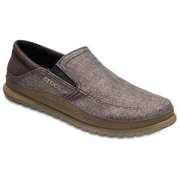 Crocs Mens Santa Cruz Playa Slip-On Shoe