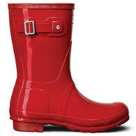 Hunter Boots Women's Original Short Gloss Rain Boot