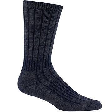 Wigwam Mens Merino Wool/Silk Hiking Liner Sock