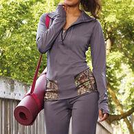 Wilderness Dreams Women's Active Half-Zip Pullover