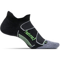 Feetures! Men's Elite Max Cushion No Show Tab Sock
