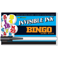 Lee Publications Invisible Ink: Yes & Know Game Book