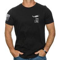 Nine Line Apparel Men's I Stand Short-Sleeve T-Shirt