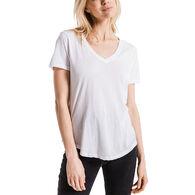 Z Supply Women's Perfect V-Neck Short-Sleeve T-Shirt