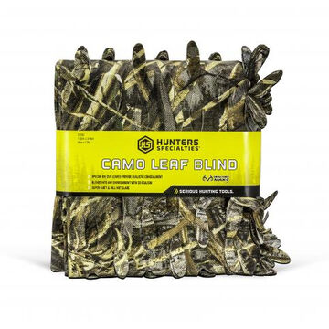Hunters Specialties Camo Leaf Blind Material