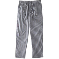 Life is Good Men's Gray Stripe Classic Sleep Pant