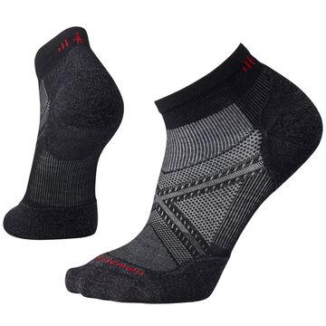 Smartwool Mens Phd Run Light Elite Low Cut Sock