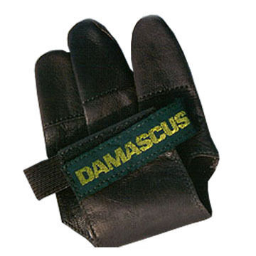 Damascus Youth 3-Finger Shooting Glove