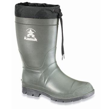 Kamik Mens Hunter Winter Boot