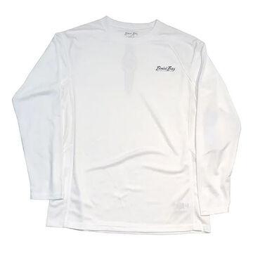 Bimini Bay Mens Cabo Crew IV Long-Sleeve Shirt w/BloodGuard Plus