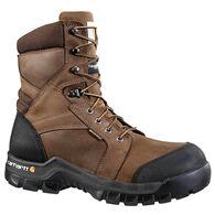 """Carhartt Men's 8"""" Rugged Flex Composite Toe Insulated Work Boot"""