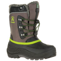 Kamik Boys' Luke Waterproof Insulated Boot