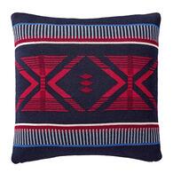 Pendleton Woolen Mills Big Horn Knit Pillow
