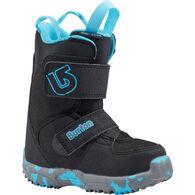 Burton Children's Mini-Grom Snowboard Boot - 18/19 Model