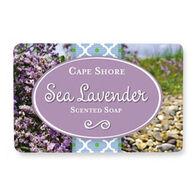 Cape Shore Sea Lavender Scented Bar Soap