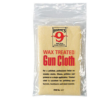 Hoppes Wax Treated Gun Cloth