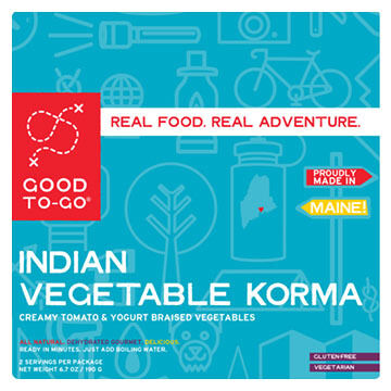 Good To-Go Indian Vegetable Korma - 1 Serving