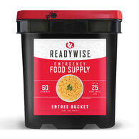 ReadyWise Emergency Food Supply 60 Serving Entree Bucket