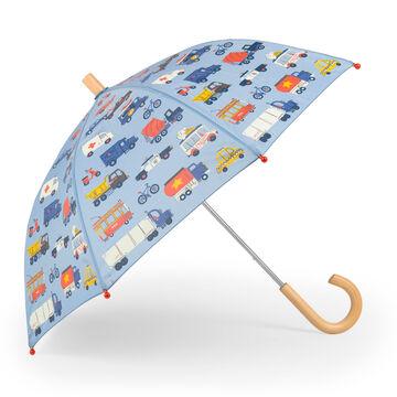 Hatley Boys Rush Hour Umbrella